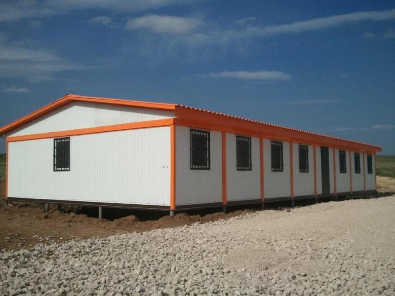 Модульные здания от компании Диаком